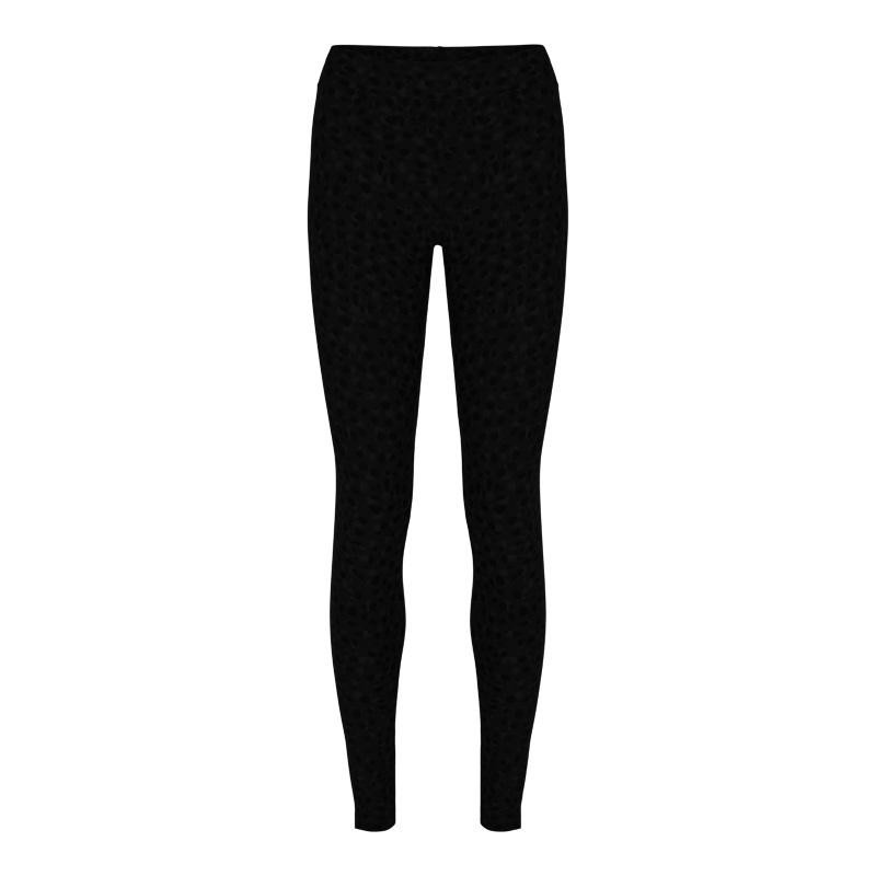 Image of   BLACK ALMA-LEGGING 9550 fra Liberte