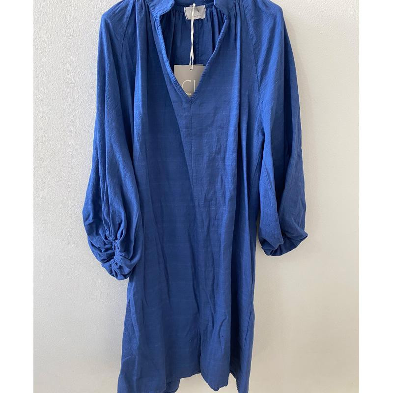 Image of DENIM/BLU Tunic A2240 Fra Cabana Living (101301-D03)