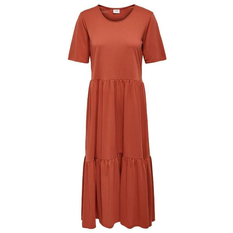 Image of Hot Sauce JDYDALILA FROSTY S/S DRESS JRS NOOS 15195291 fra JDY (111401-627)
