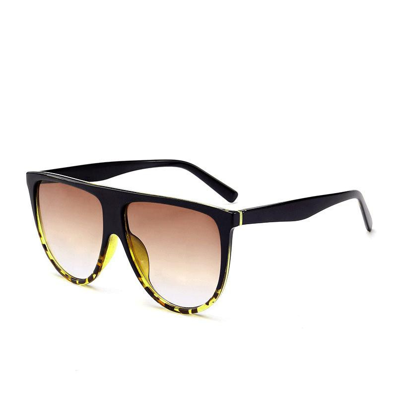 Image of Leopard/black Eve Sunglasses 5011 fra Eness (951601-220)