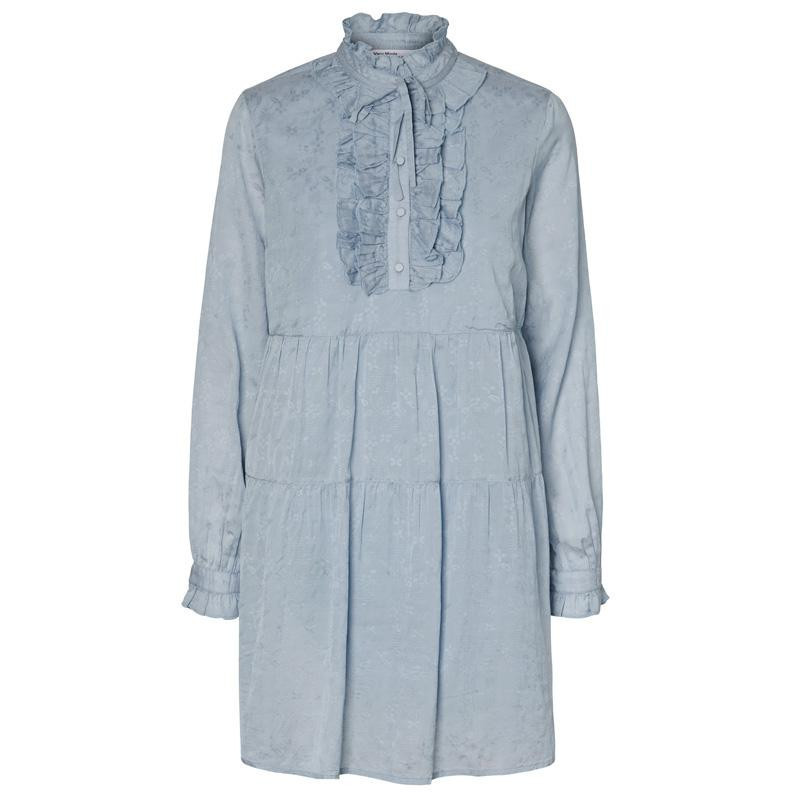Image of Dusty Blue VMLY LS DRESS 10228925 fra Vero Moda (142801-090)