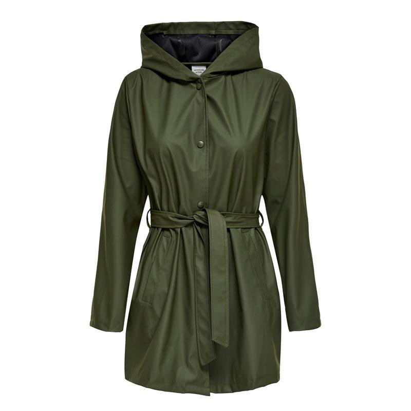 Image of Forest Night JDYSHELBY BELT RAINCOAT NOOS 15207819 fra JDY (113501-337)