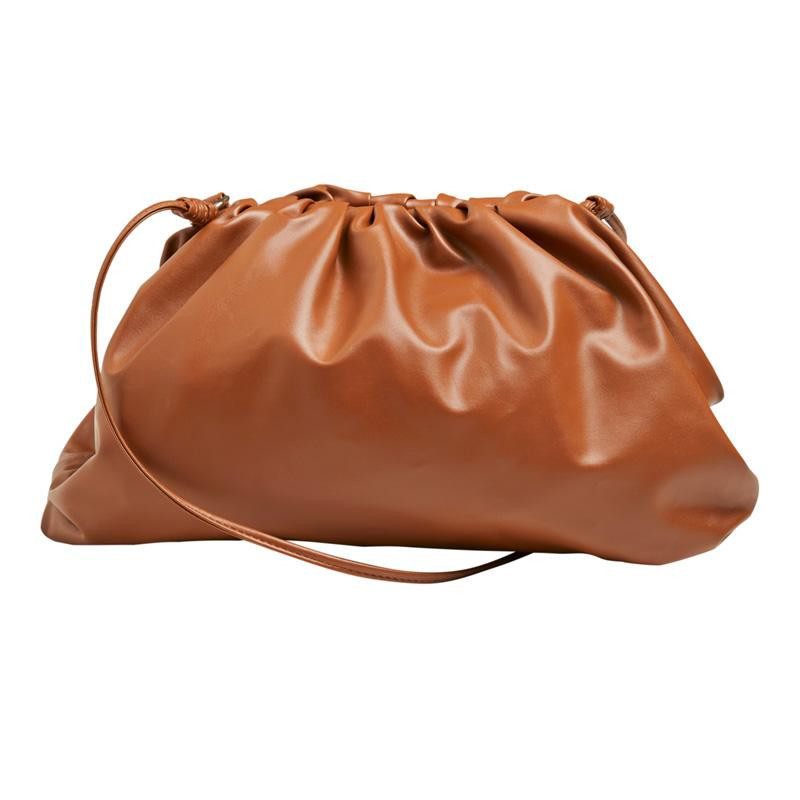 Image of Cognac OBJBELLA BIG CROSSOVER CLUTCH 23034319 fra Object (123701-839)