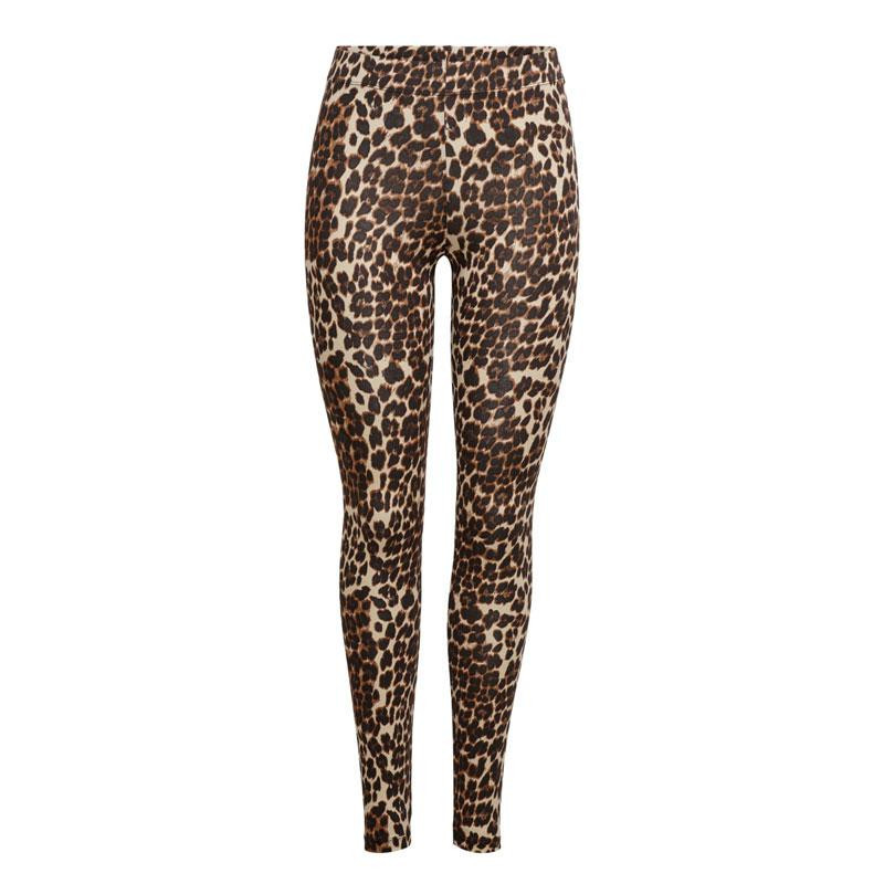 Image of Black LEO ONLMAYA LIVE LOVE LEGGINGS 15221198 fra Only (073801-054)
