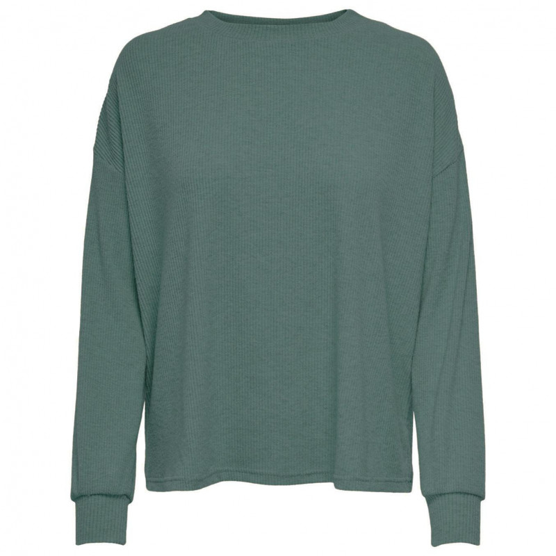 Image of Balsam Green ONLZOE L/S TOP 15227769 fra Only (074101-365)