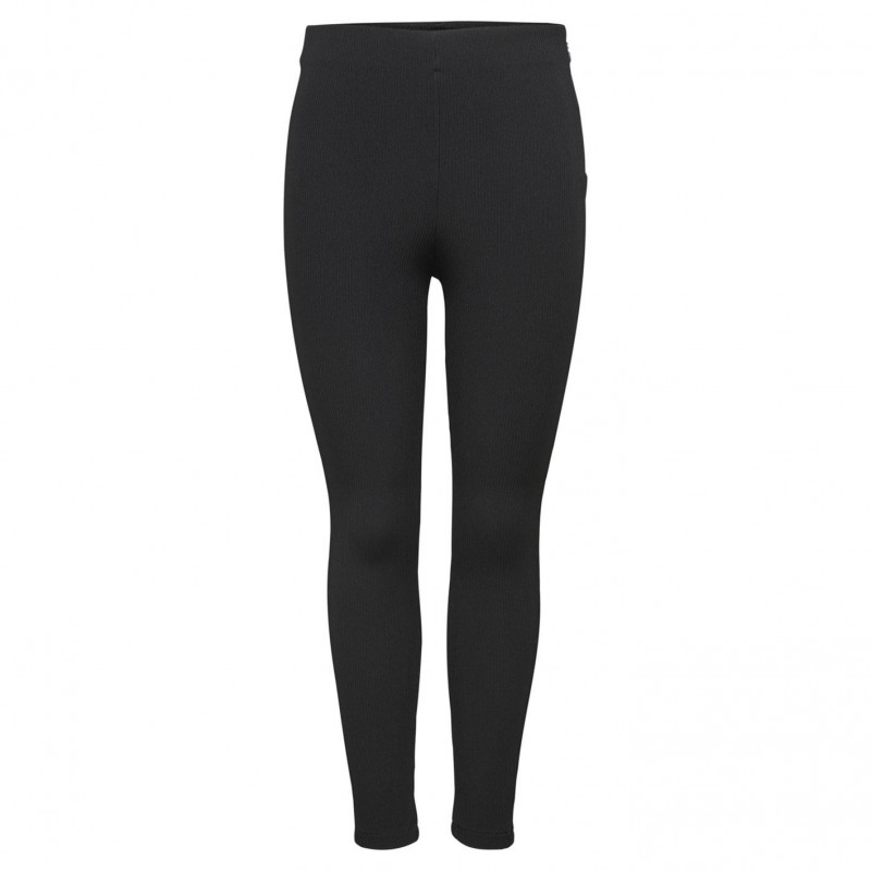 Image of Black ONLSALLY RIB LEGGING 15217168 fra Only (074101-S007)