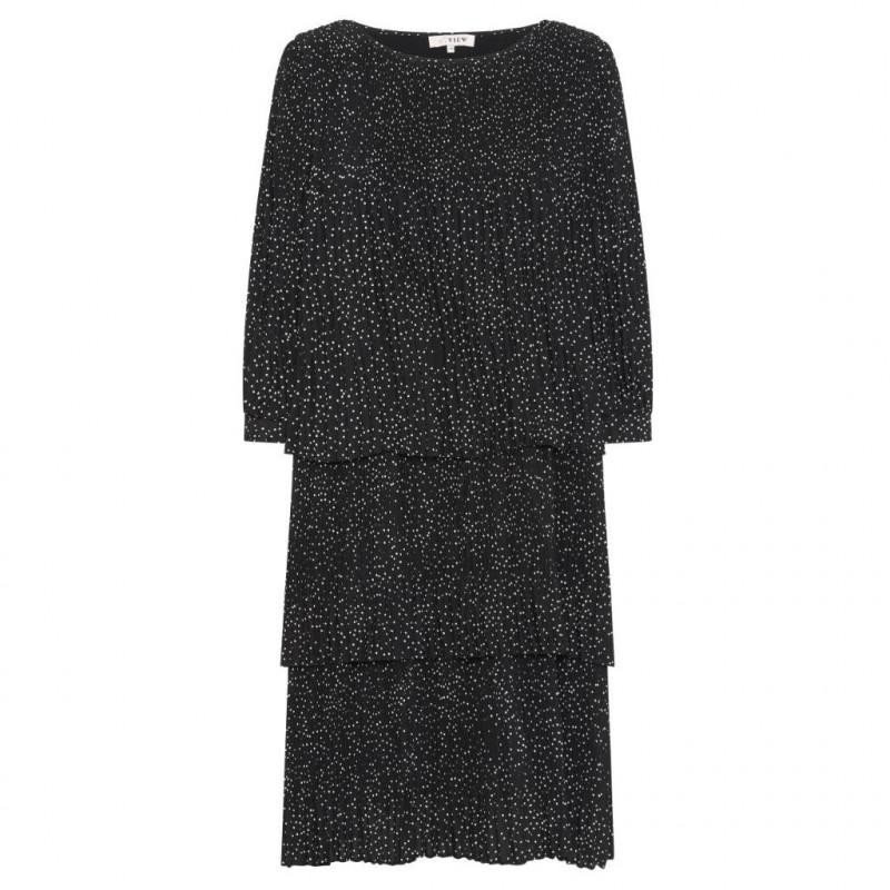 Image of Black Ilja Dress AV1482 fra A-view (024101-S013)