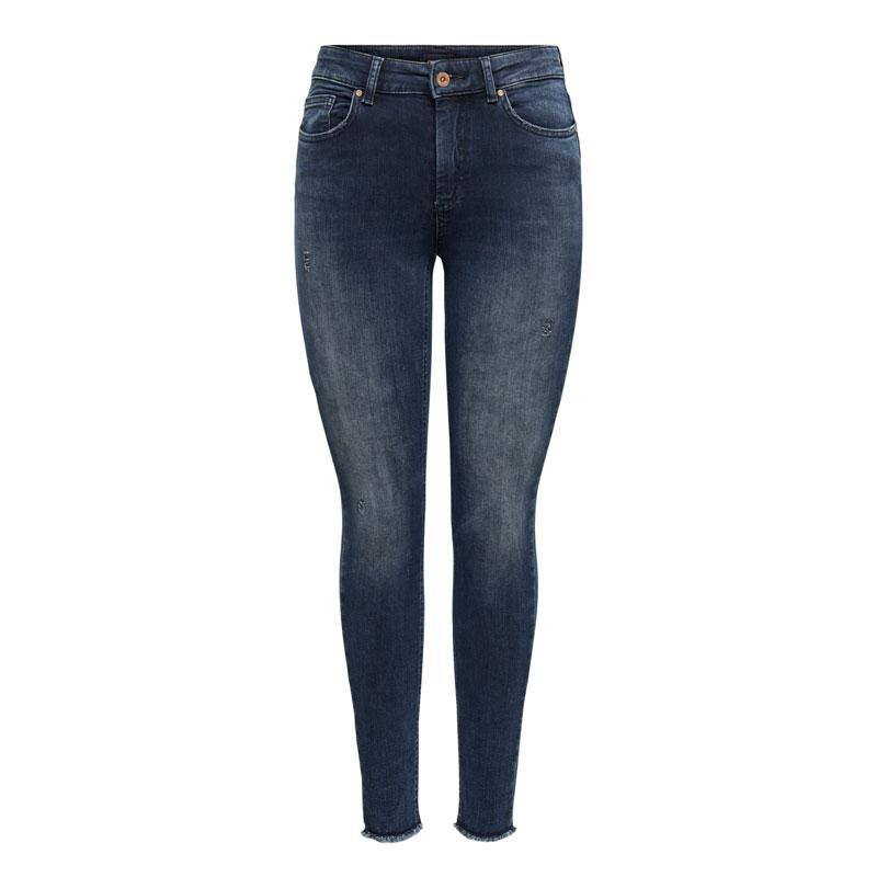 "Image of ""34 Blue Black Denim ONLBLUSH NOOS 15209618 fra Only (074201-S035)"
