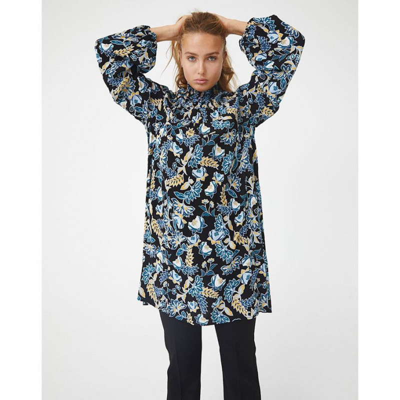 Image of Romola Print LUCIANO DRESS 49367719 fra mbyM (064401-354)
