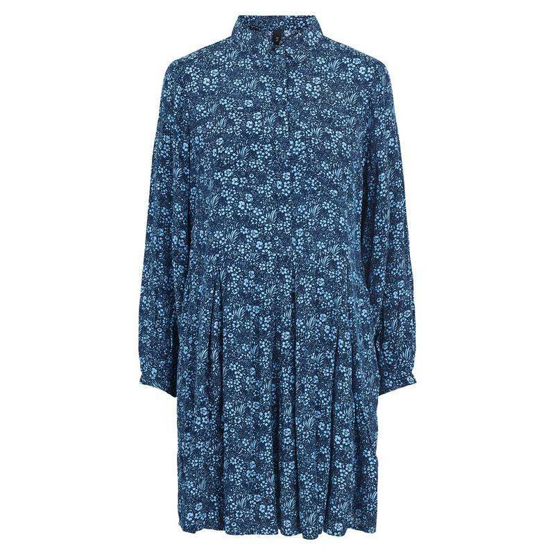 Image of Sky Captain PICCOLINA PRINT YASPICCOLINA LS DRESS 26021735 fra YAS (844601-319)
