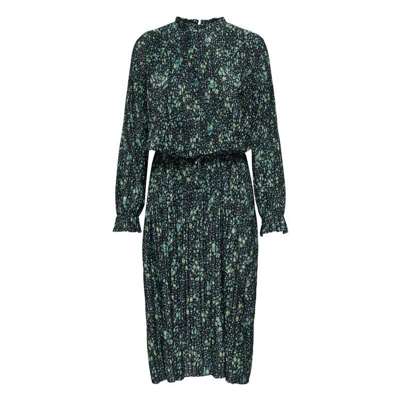 Image of Deep Sea JDYFLORA DRESS 15220560 fra JDY (114601-Q019)