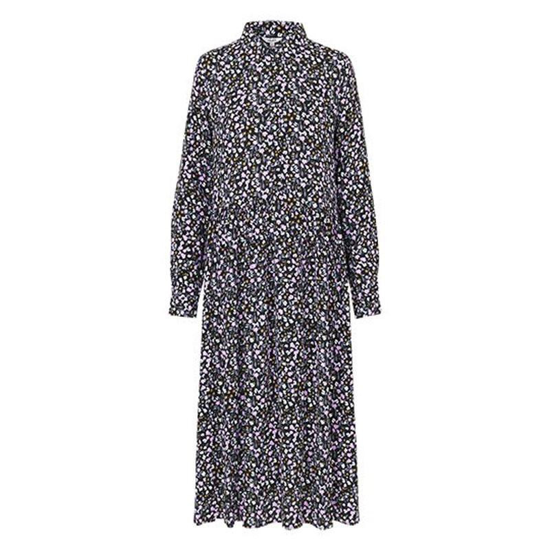Image of Rubeen Antinea Print Dress 49427769 fra mbyM (064801-762)