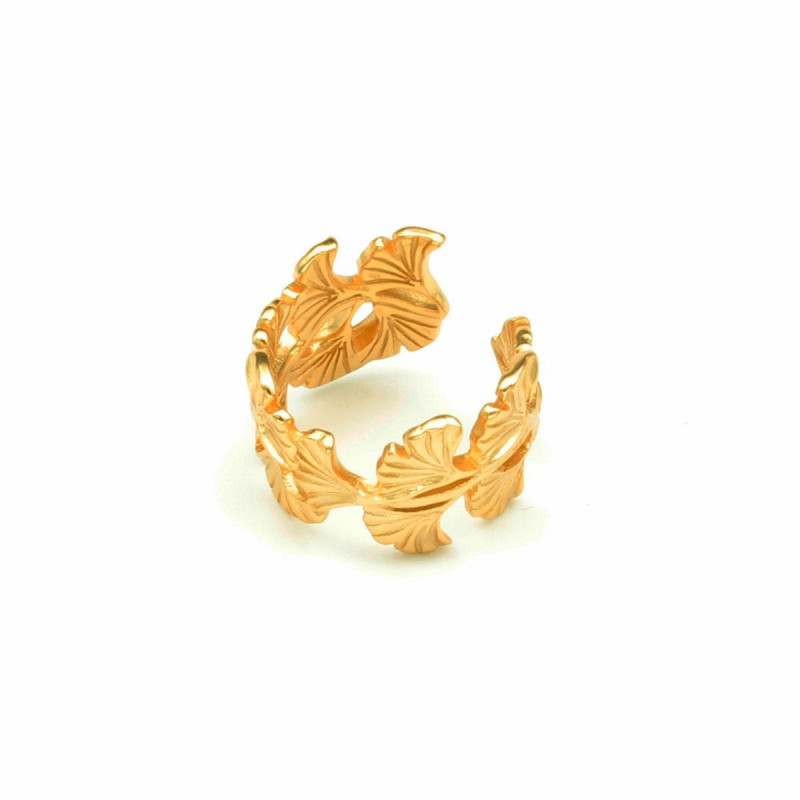 Image of Gold Michelle Ring 5031 fra Eness (950511-314)