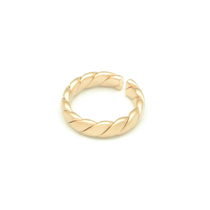 Image of Gold Barbara Ring 5037 fra Eness (950511-452)