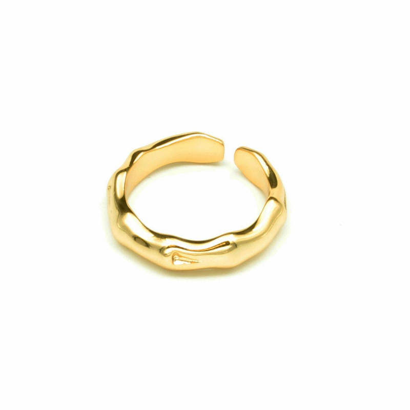 Image of Gold Jessica Ring 5021 fra Eness (950511-241)