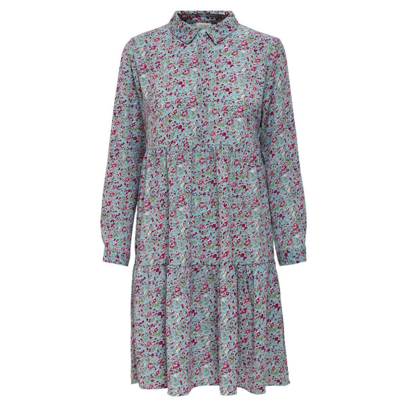 Image of Baby Blue JDYPIPER SHIRT DRESS NOOS 15221987 fra JDY (1108011-348)