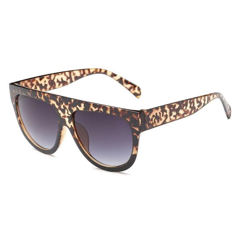 Image of LEOPARD TOP Lily Sunglasses 5002 fra Eness (95291-329)