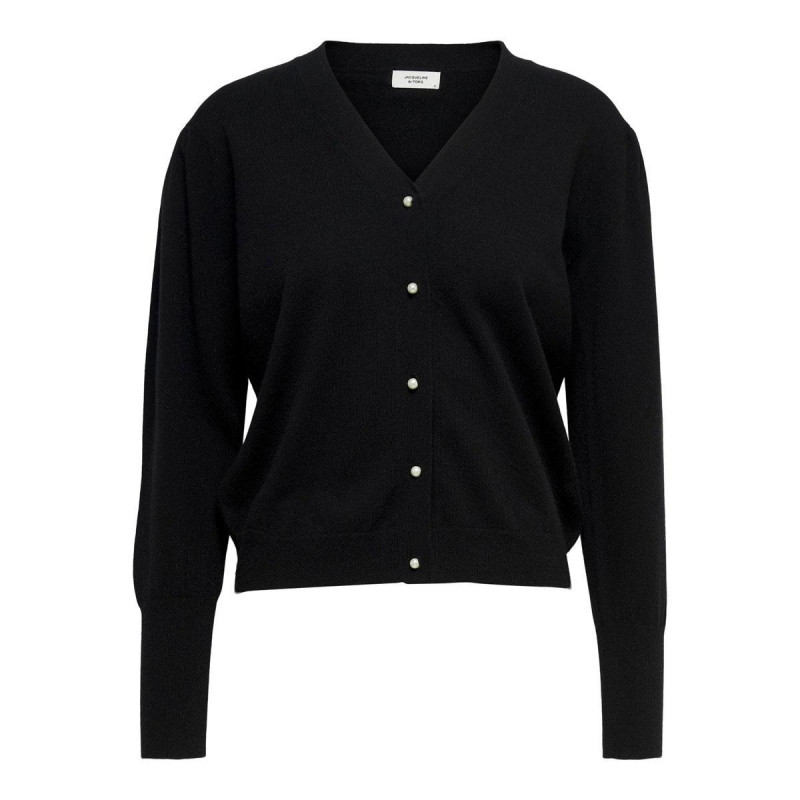 Image of Black JDYHILDA CARDIGAN KNIT 15228730 fra JDY (111011-Z020)