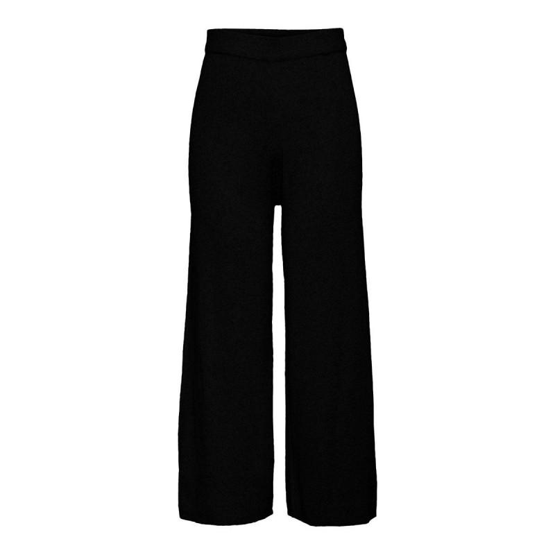 Image of Black ONLLINA CULOTTE PANT KNIT 15207060 fra Only (071111-Q012)