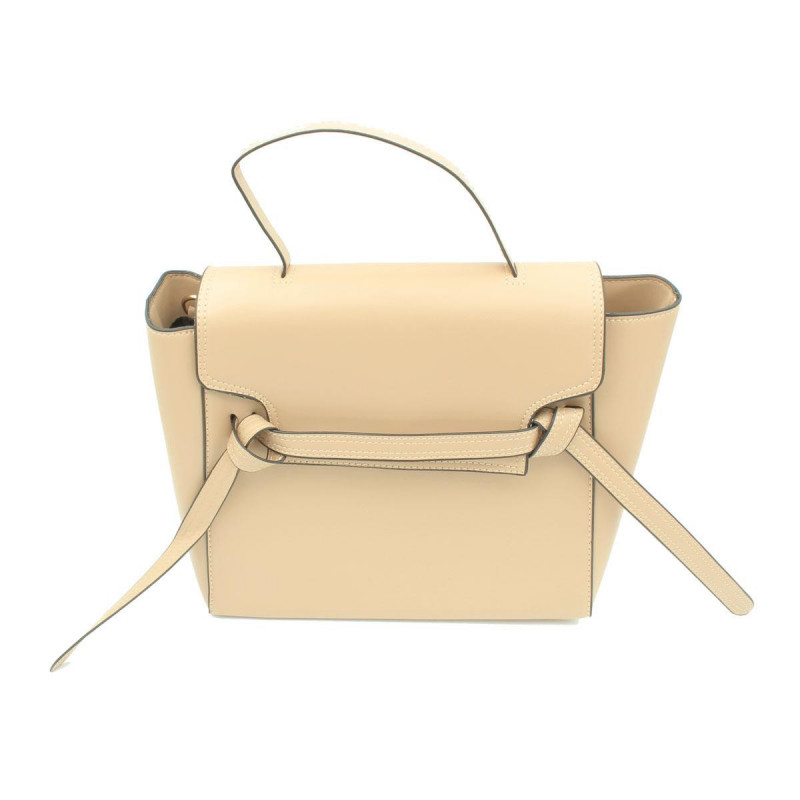 Image of Beige Abby Bag (951211-T019)