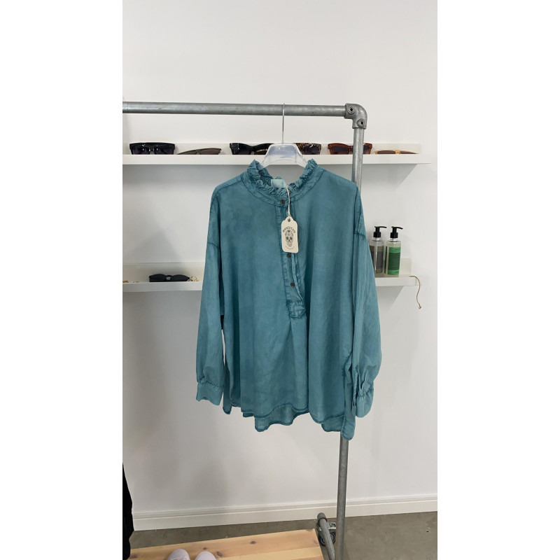 Image of Aqua Blouse Virginia 9267 fra Banditas (101311-Y030)