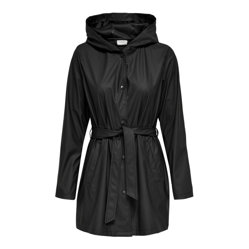 Image of Black JDYSHELBY BELT RAINCOAT NOOS 15207819 fra JDY (111411-T025)