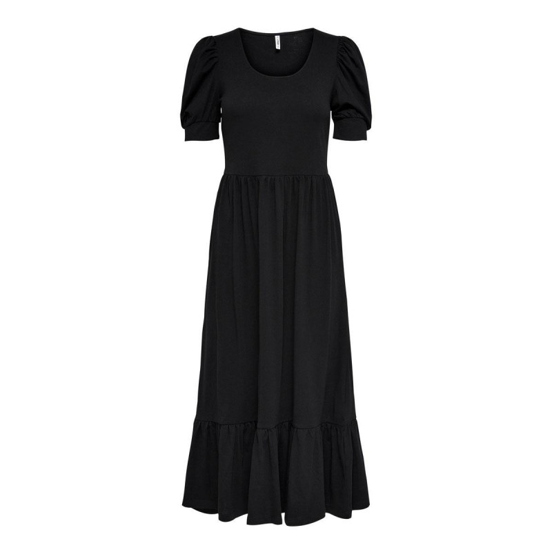 Image of Black ONLMAY LIFE PUFF DRESS 15226993 fra Only (071511-713)