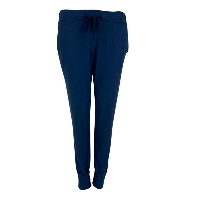 Image of Navy ISA jersey pants 3872 fra Black Colour (161511-328)