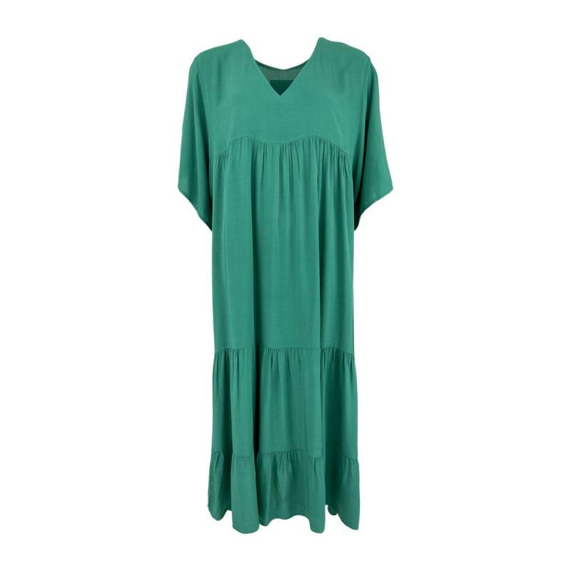Image of Green OLLIE dress 40137 fra Black Colour (162701-122)