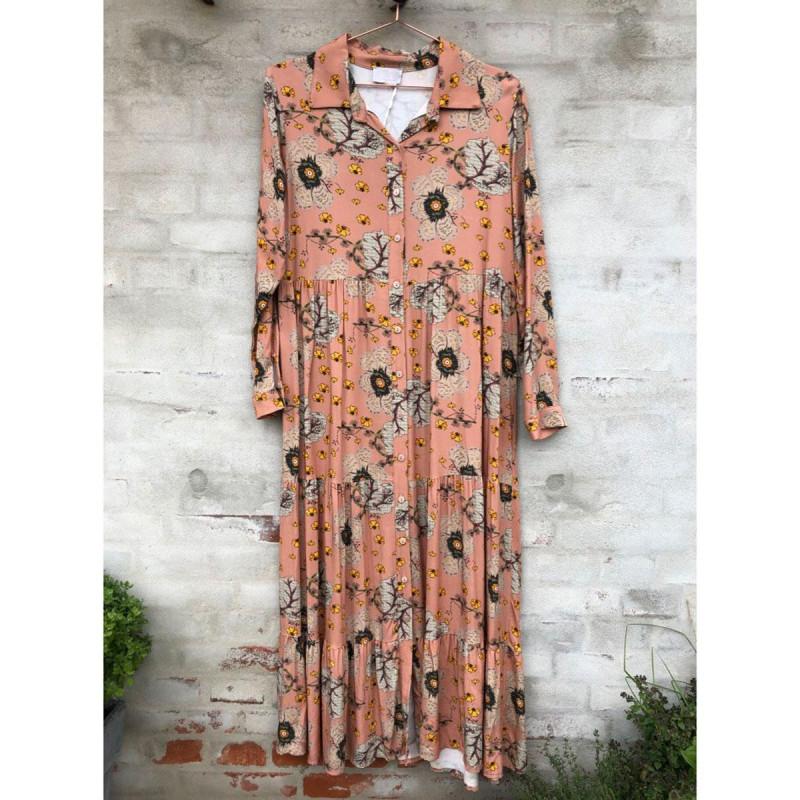 Image of OLD ROSE Dress F1235ACL fra Cabana Living (102811-503)