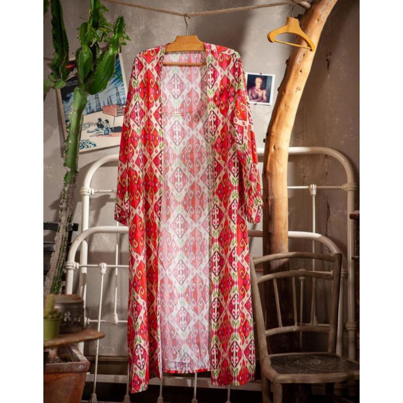 Image of Corallo Calf kimono fra Cabana Living (102811-536)