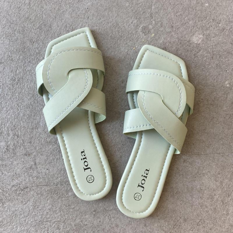 Image of Light Green Emma sandal LS88 (323111-X001)