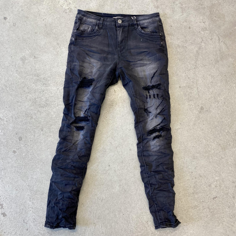 Image of Black Jeans JW1577 fra Jewelly (333511-T017)
